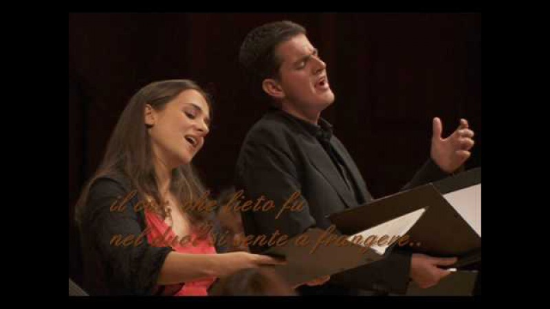 Philippe Jaroussky/Nuria Rial - Lumi, potete piangere