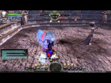 Dragon Nest PvP Kof Еретик(Abyss walker) vs Сумерагизед(Gladiator) no summons