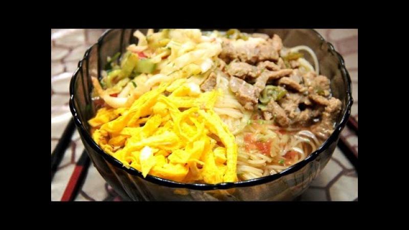 САМЫЙ ВКУСНЫЙ КУК СИ корейское блюдо