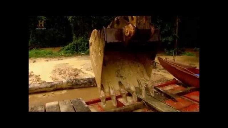 Золотоискатели Сезон 1 Серии 1 Бамазонка