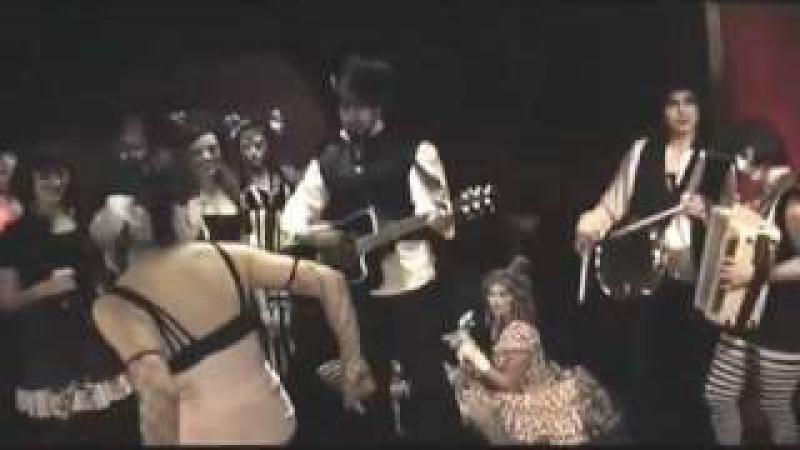 Voltaire - Happy Birthday (My Olde Friend) Music Video