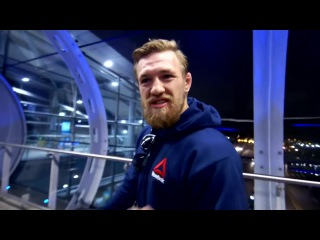 Conor McGregor me to win the lightweight title belt will be easier