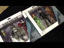 Обзор магазина часть 1 DC Designer Series Batman Hash DC Kotobukiya
