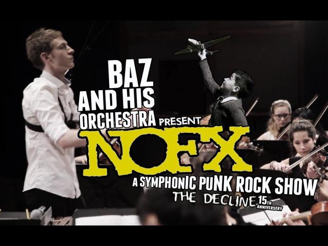 THE DECLINE a punk rock symphony