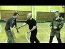Универсальные движения для ножевого и рукопашного кругового боя