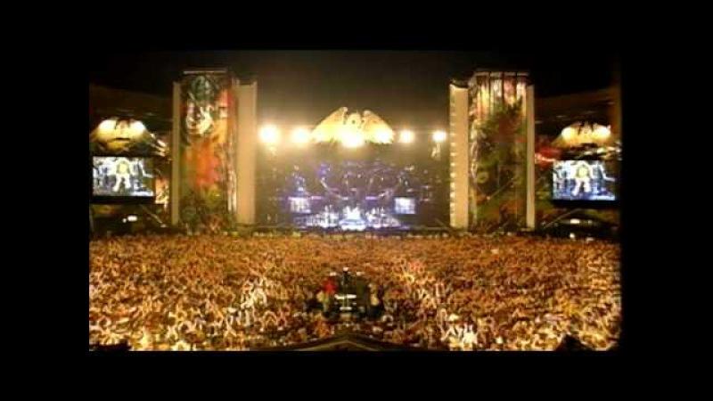 Queen Robert Plant - Crazy Little Thing Called Love (Freddie Mercury Tribute Concert)