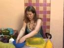 Видео мастер класс по валянию войлочной сумки клатча от Анны Ковылиной