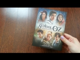 K-POP Unboxing School Oz OST w_ DBSK Changmin, EXO Suho, Xiumin, f(x) Luna, SHINee Key