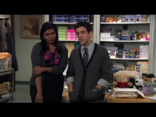 Офис/The Office (2005 - 2013) Фрагмент (сезон 8, эпизод 3)