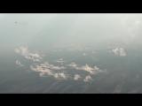 Работа 3-x российских Ми-24 в районе долины аль-Габ. Сирия.