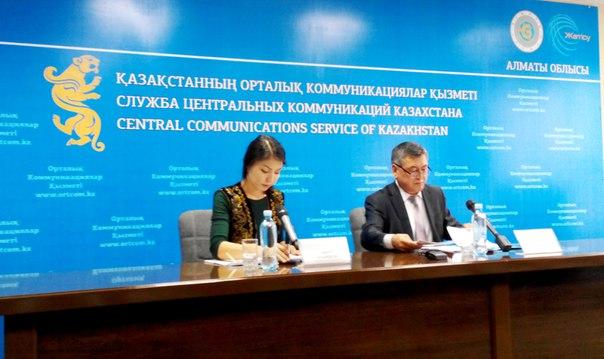В Талдыкоргане состоялся брифинг по вопросам строительства