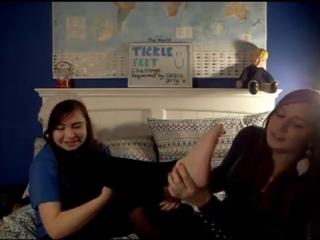 tickle challenge kaymie