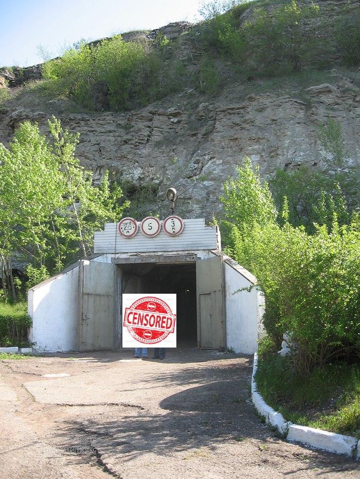 Уфимские подземелья