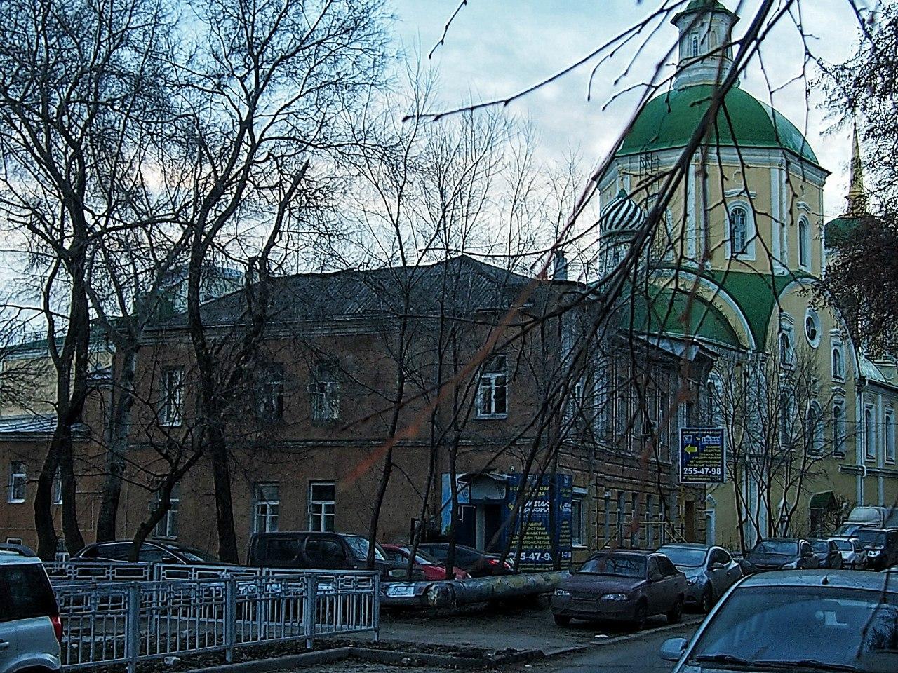Воронеж, зима
