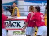 Валерий Карпин (сборная России): гол в ворота сборной Финляндии (1995)