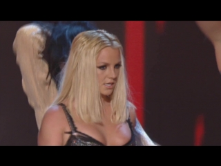 Britney Spears - Gimme More (Live MTV VMA 07)