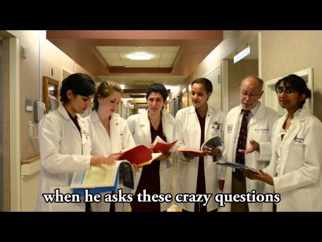 I Don't Know Med School Parody of Let It Go from Frozen University of Chicago Pritzker SOM