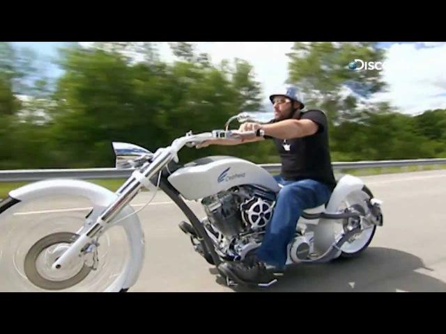 PJD Cepheid Bike | American Chopper