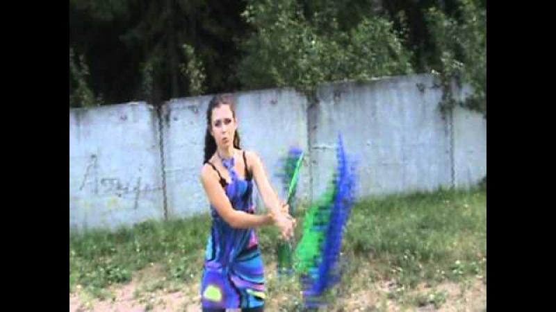 Уроки по веерам от Феи. Урок 2 часть 1