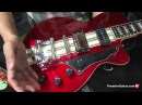 Summer NAMM '13 Reverend Guitars Pete Anderson PA 1 RT Gil Parris II and Rick Vito models