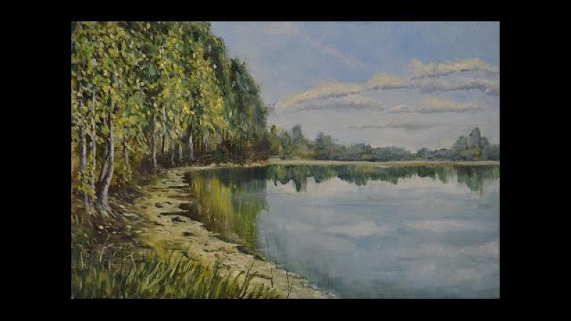 Озеро Шилово. Lake Shilovo