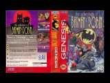 SEGA Genesis Music The Adventures of Batman and Robin - Full Original Soundtrack OST