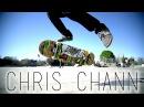 Chris Chann Amazing Flatground Skateboarding