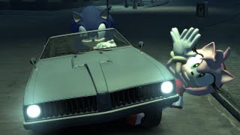 Sonic's an asshole.