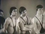 Греко-римская борьба. Переводы в партер (СССР)