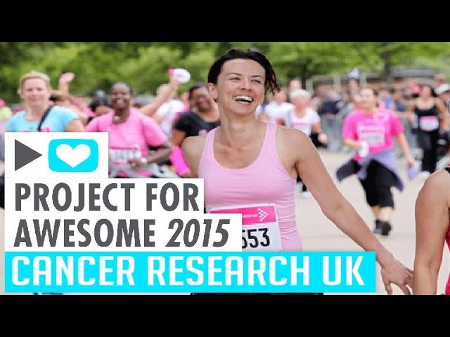 Life Saving Cancer Research Facts || P4A Project For Awesome 2015 P4A2015