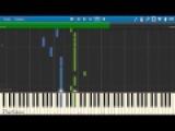 Полина Гагарина - Кукушка (Кино  В. Цой cover)  пример игры на фортепиано, OST Битва за ...