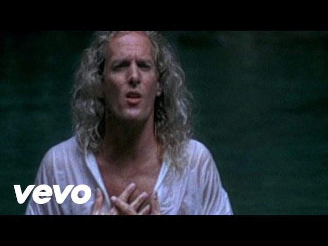 Michael Bolton - Can I Touch You... There? (Video)
