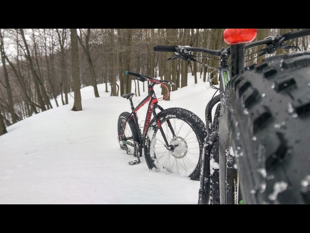 FOREST FATBIKES. sarma and norco.