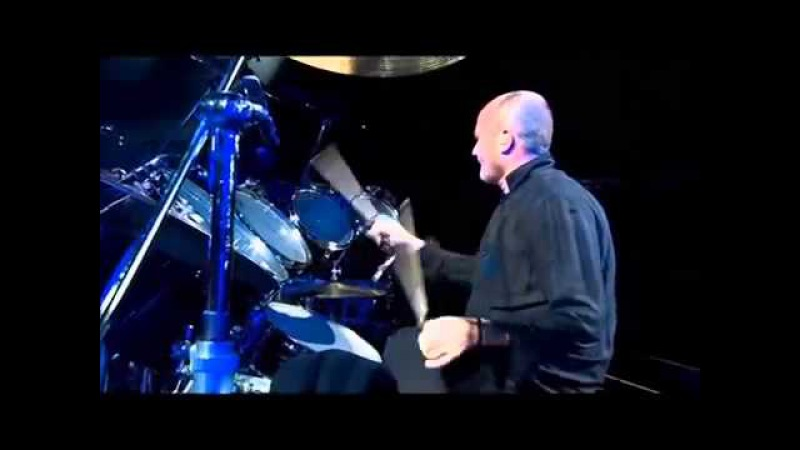 Phil Collins drum Solo