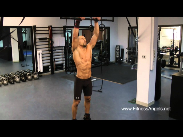 25 Pullup Variations The Best Back Biceps Exercise