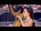 Дарья Румянцева арфа и ханг
