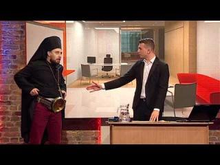 Батюшка пришел к редактору Форбс | Мамахохотала-шоу | НЛО-TV