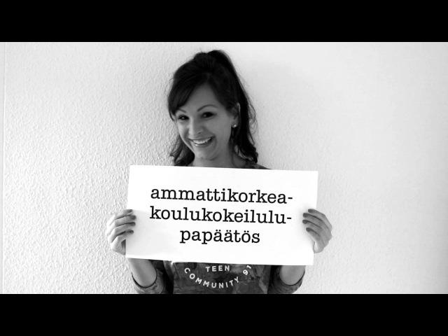 I speak finnish. What´s your superpower? Bookfair installation Frankfurt 2014