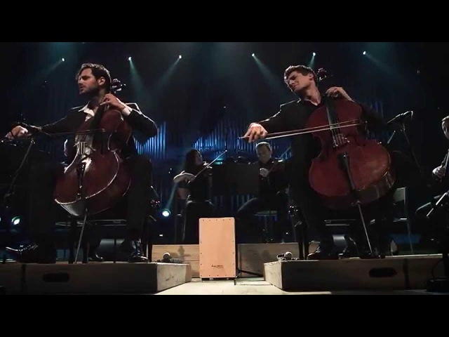 2CELLOS - Bach Double Violin Concerto in D minor (2nd movement)