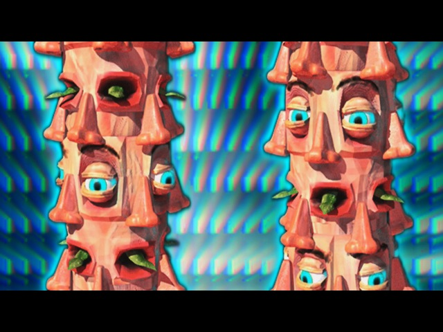 Perforated Cerebral Party Pinch Of animation by Dax Norman somatik