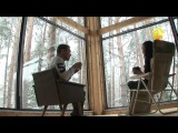 Дом-Фрегат с панорамными окнами. Личный опыт  FORUMHOUSE