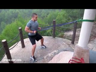 УПРАЖНЕНИЯ С РЕЗИНОВЫМИ ПЕТЛЯМИ ДЛЯ ВЕРХА ТЕЛА (the best upper body exercises wi