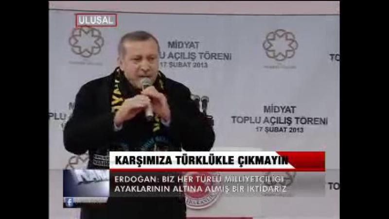 Tayyip - Karşımıza Türklükle Çıkmayın