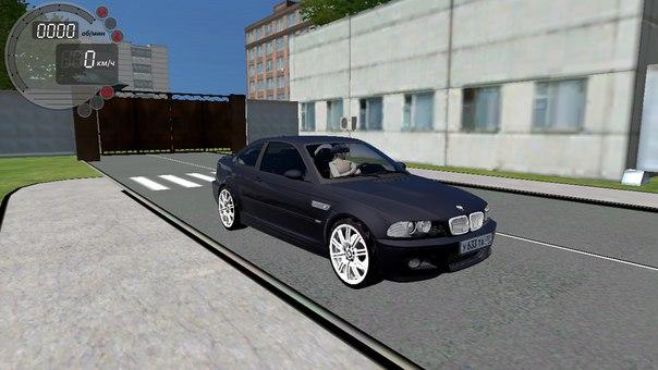 City Car Driving Topic Bmw M3 E46 1 4 1 1 1
