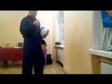 Сфера-вспомогательная работа для ушу .Конференция Современный тайцзицюань в СПб,21.11.15 Андрей Барабанов