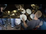 008 – The Paradiddle Around The Kit