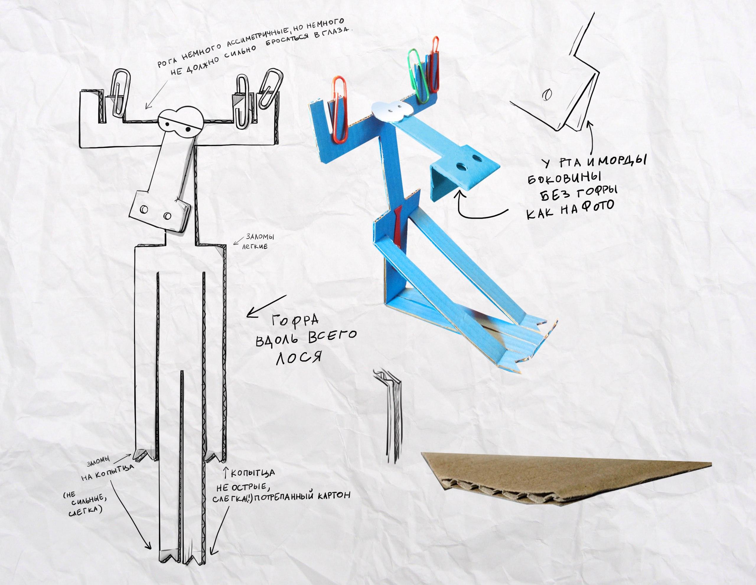 Мультик бумажки как сделать аристотеля 131