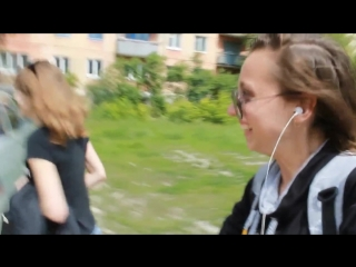 VLOG ♡ заброшка, гулянки, кладбище, спортик! ⁄ Таня Шилова