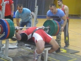 Алексей Стасевич 321 кг Рекорд РБ