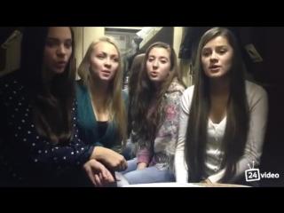 Смотреть Девушки красиво поют клип онлайн или скачать видеоклип Девушки красиво поют mp4, avi, 3gp